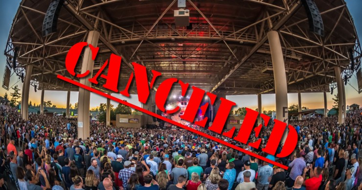 covid-19 cancellations, coronavirus cancellations, coronavirus mass gatherings, mass gathering ban coronavirus, concert ban coronavirus, concert canceled due to coronavirus, coronavirus concerts, coronavirus music festivals