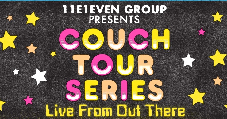 Couch Tour Series, Live From Out There, nugs tv webcast, webcast series, coronavirus webcast, live music, live stream,