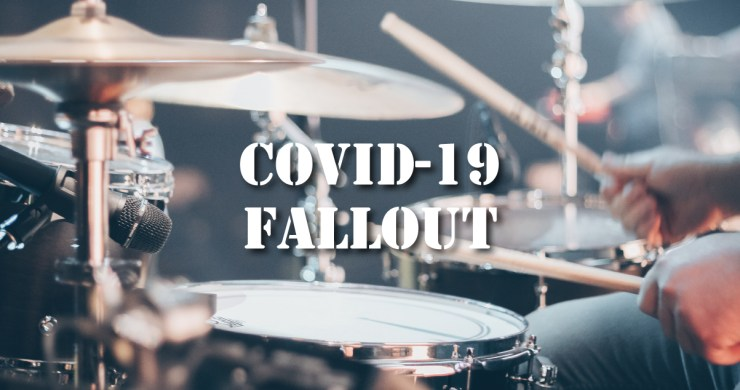 covid 19 music industry, music industry impact, coronavirus, coronavirus music industry, concert cancellations, record sales, coronavirus, covid 19, concerts, live events, live shows, live events industry