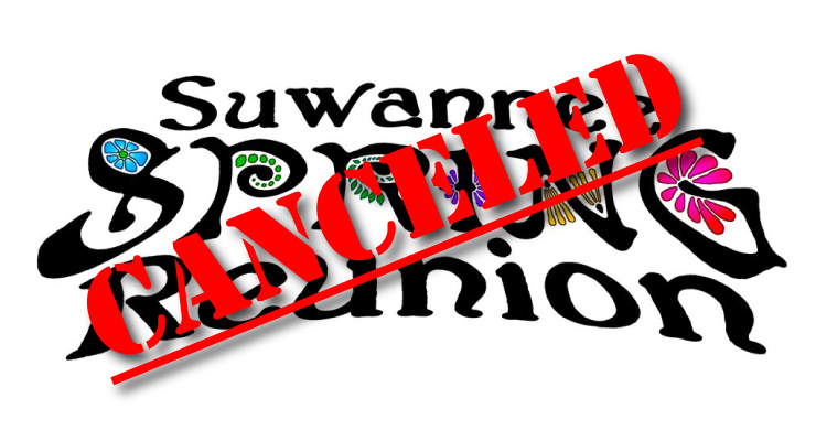 suwannee canceled, suwannee spring reunion canceled, covid cancellations