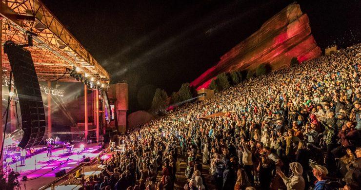AEG Presents colorado concert cancellations, Red rocks amphitheatre, 1st bank center, ogden theatre, bluebird theater, gothic theater, mission ballroom, cancellation, postponement, coronavirus, COVID 19