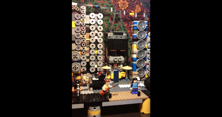 grateful dead wall of sound, grateful dead legos, wall of sound 1974
