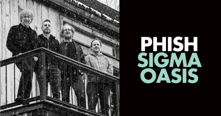 phish sigma oasis, phish new album, phish album review, phish listening party, phish tour, phish sigma oasis review, sigma oasis, phish