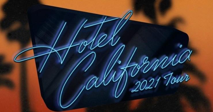 Eagles Hotel California tour, eagles hotel california tour 2020, eagles hotel california tour 2021, eagles, coronavirus, covid 19