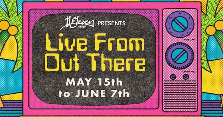 live from out there, live from out there webcasts, live from out there couch tour, live from out there summer camp