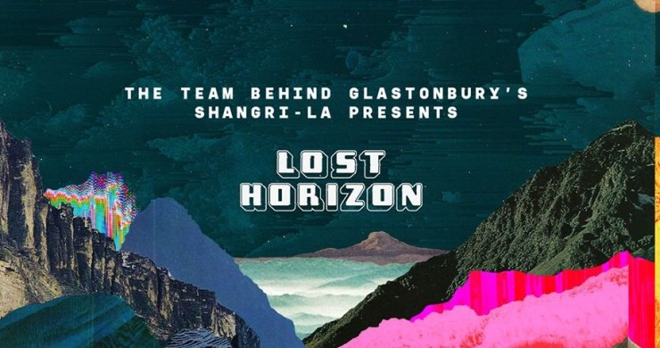 Lost Horizon festival, shangri la, glastonbury, VRJAM, vr festival, music festival, virtual reality, skream, fatboy slim, carl cox, electronic dance music, dance music,