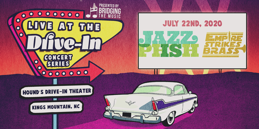 Jazz Is Phsh Empire Strikes Brass More To Perform At North Carolina Drive In