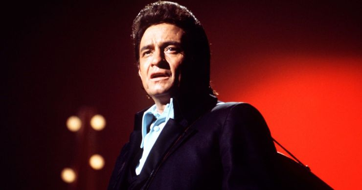 Johnny Cash, Johnny Cash Ahmanson Theatre, johnny cash third man records, third man records vault 45, johnny cash a night to remember, a week to remember concerts, carl perkins, june carter cash columbia records, clive davis, sun records