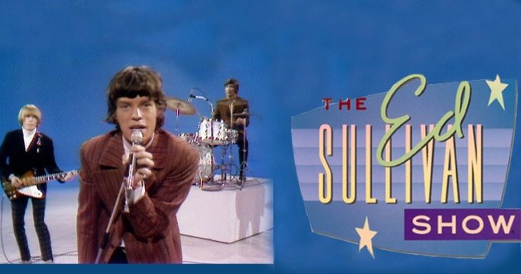 The Ed Sullivan Show, Ed Sullivan, Ed Sullivan show, really big show, The Temptations,The Supremes,The Jackson 5,Marvin Gaye,Neil Diamond,The Beach Boys, The Beatles, The Rolling Stones, Elvis Presley, The Ed Sullivan Show YouTube