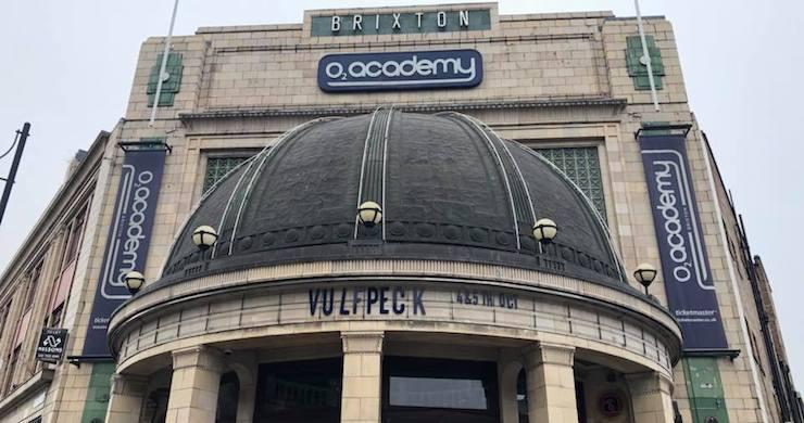 live nation uk, melodyvr concert, o2 academy brixton, virtual reality concerts, virtual concert series