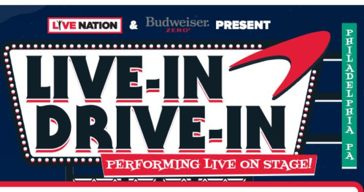 live nation, live in drive in, citizens bank park, pigeons playing ping pong, dark star orchestra, mt joy, subtronics