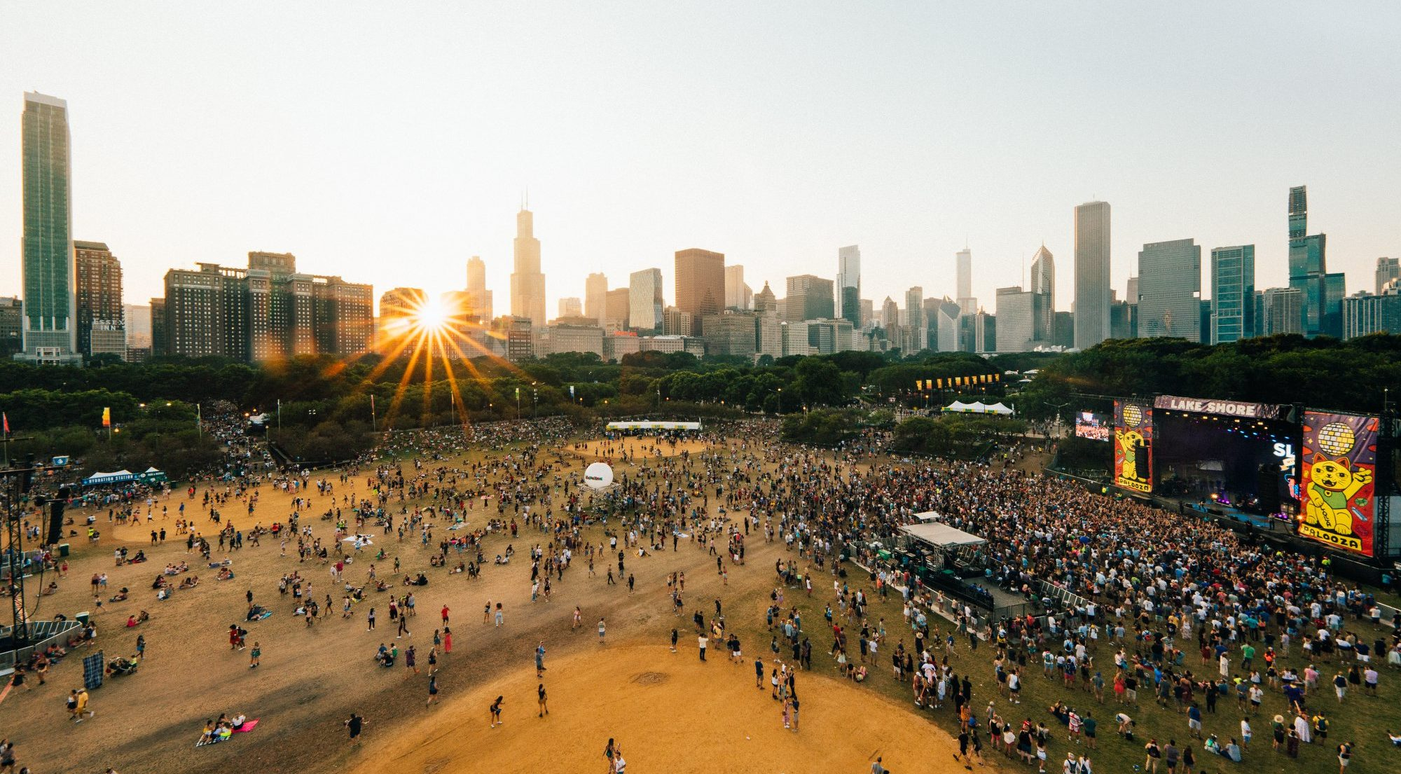 Live Music May Not Return Until 2022, Says Lollapalooza Co-Founder