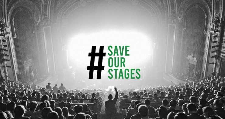 niva save our stages, save our stages, niva, national idependent venue association, Save Our Stages Act, Music venue relief