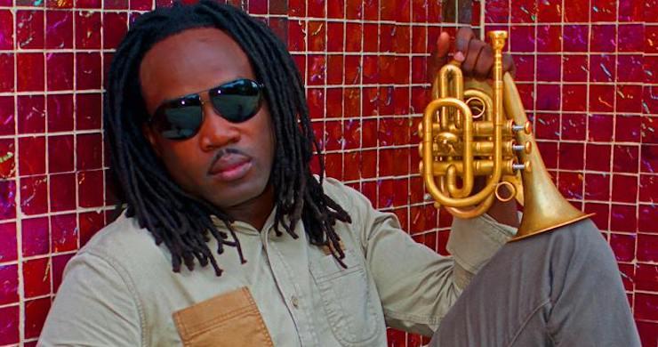 Shamarr Allen, Shamarr Allen trumpet, Shamarr Allen guns, Shamarr Allen new orleans, Shamarr Allen gofundme, Shamarr Allen musician