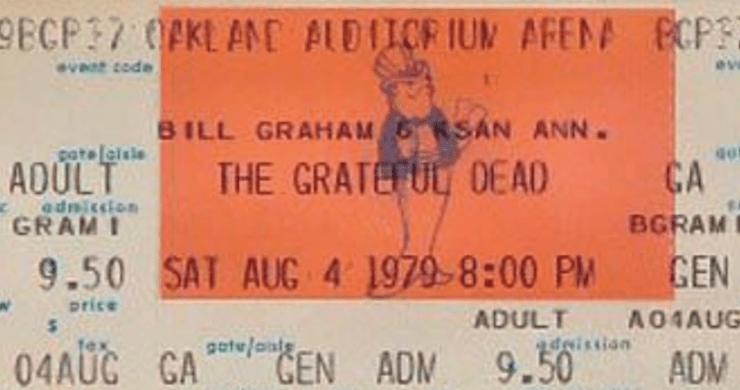 grateful dead 1979, grateful dead live, grateful dead on this day, grateful dead oakland 1979, grateful dead live debut, grateful dead althea, grateful dead first althea, grateful dead lost sailor, grateful dead audio