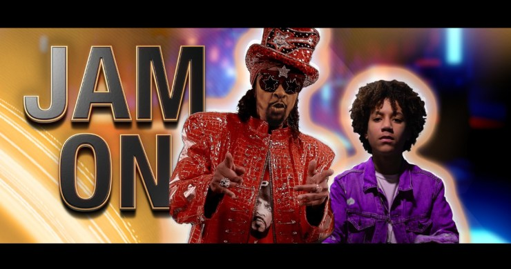 bootzy collins taz, bootsy collins jam on, bootsy collins snoop dogg taz, bootsy collins snoop dogg jam on, brandon taz niederauer, bootsy collins