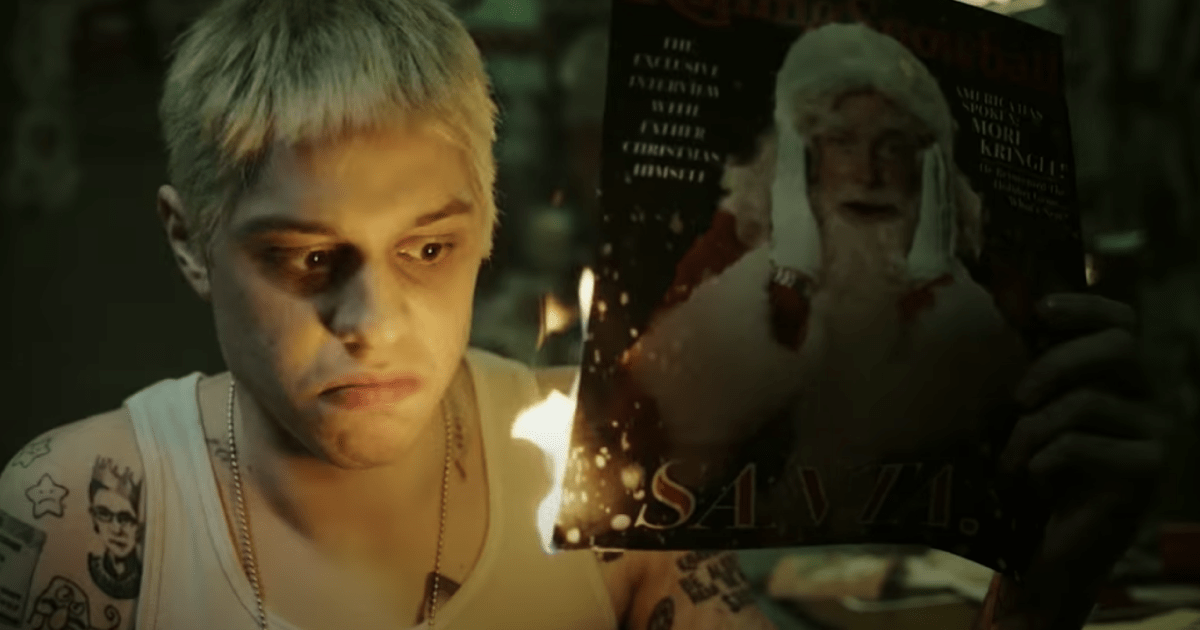 Eminem Makes Surprise Cameo in Pete Davidson's 'Stan' Parody Sketch on 'SNL'
