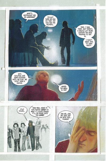 the doors graphic novel