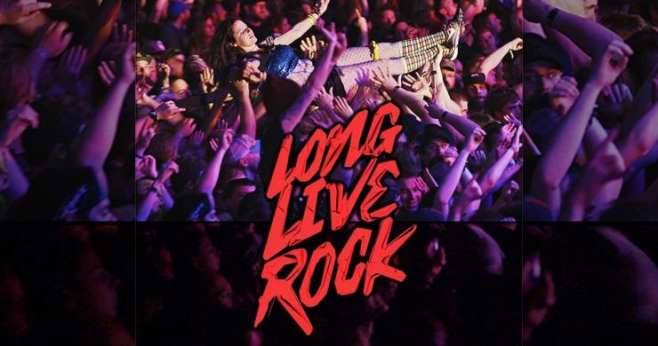 long live rock, long live rock celebrate the chaos, long live rock celebrate the chaos documentary, Tom Morello, Rage Against The Machine, Lars Ulrich, Metallica, Corey Taylor, Slipknot, Duff McKagan, Guns N' Roses, Rob Zombie, Jerry Cantrell, Alice in Chains, Jonathon Davis, Korn, Ice-T, Lzzy Hale, Halestorm