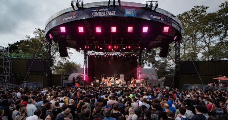 central park summerstage, summerstage nyc, new york cit summerstage, central park concerts, dawes, erin rae, dawes tickets