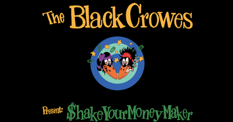 the black crowes, the black crowes shake your money maker tour, chris robinson, rich robinson, shake your money maker, shake your money maker tour, shake your money maker 2021, Sven Pipien, brothers of a feather