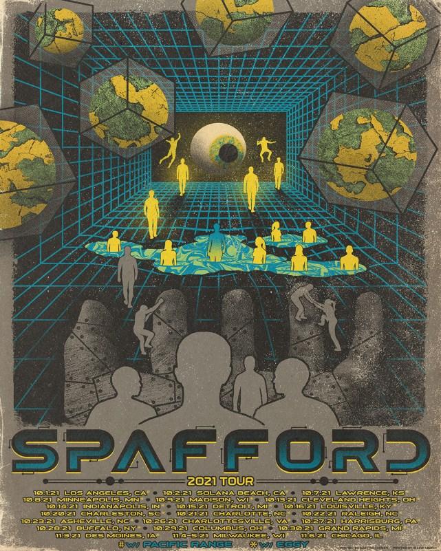 spafford eggy, spafford, eggy, spafford tour, eggy tour