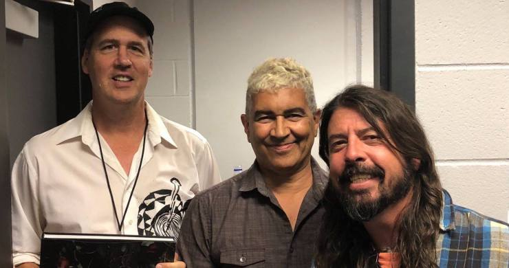 nirvana, foo fighters, dave grohl, dave grohl nirvana, pat smear, Krist Novoselic, dave grohl pat smear Krist Novoselic, howard stern, dave grohl howard stern, the howard stern show