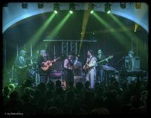Leftover Salmon Brings Special Guests Day Two Of