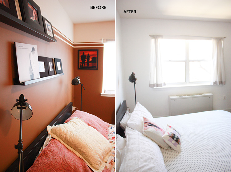 Simple Master Bedroom Makeover  Live Free Creative Co