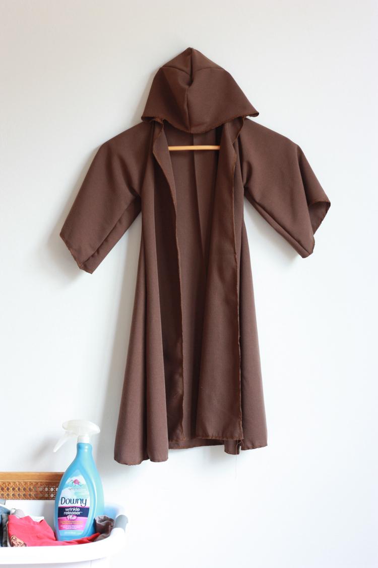 Jedi Robe Diy : Perfect, Costume