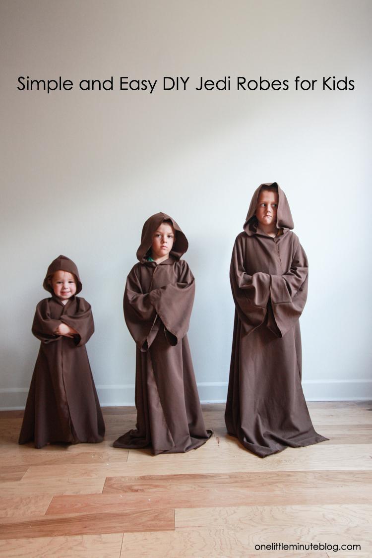 Jedi Robe Pattern : pattern, Perfect, Costume