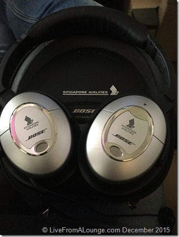 SQ Suites Noise Cancelling headset