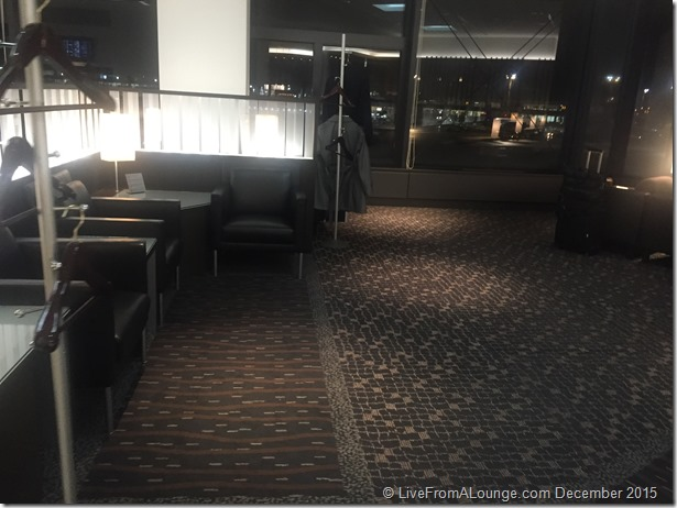 ANA Suite Lounge Seating
