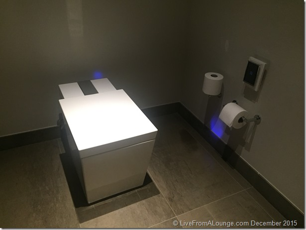 Andaz West Hollywood Penthouse Suite Intelligent Toilet
