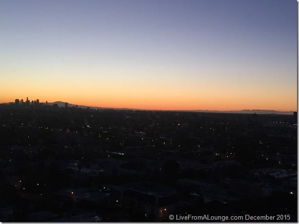 Andaz West Hollywood Penthouse Suite Views