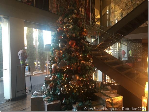 Andaz West Hollywood Lobby