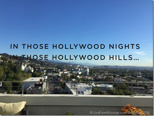 Day view from Andaz West Hollywood