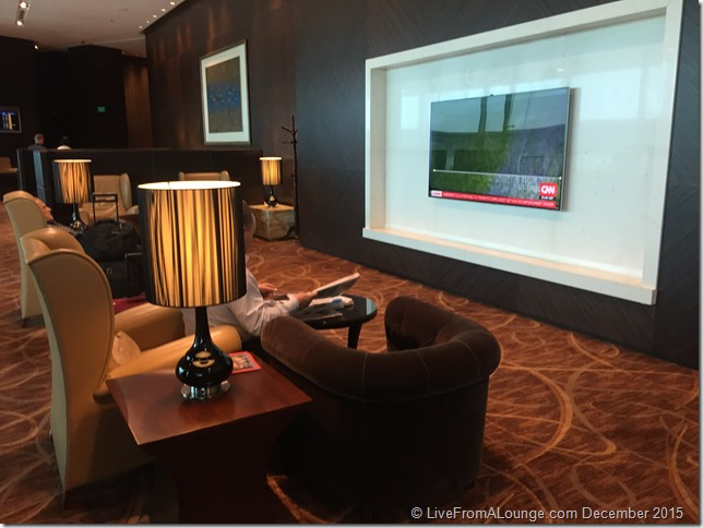 TV Wall, The Private Room