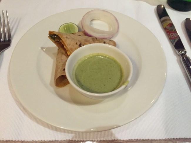 PH_Dinner Kathi Roll