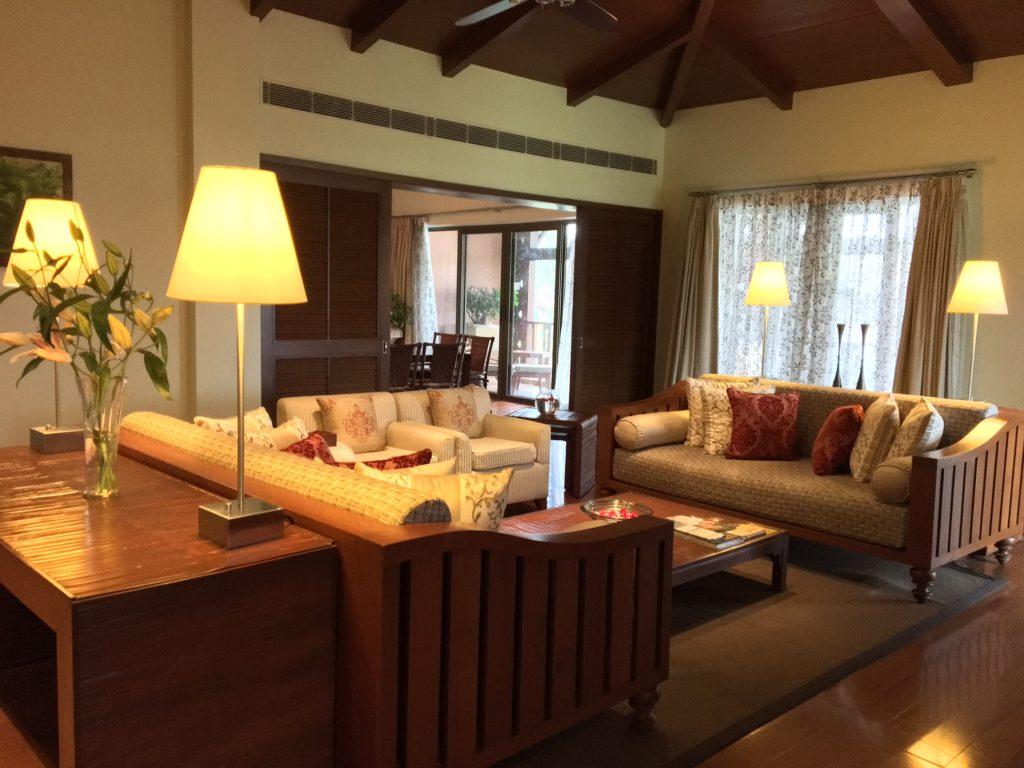 Park Hyatt Goa Presidential Suite