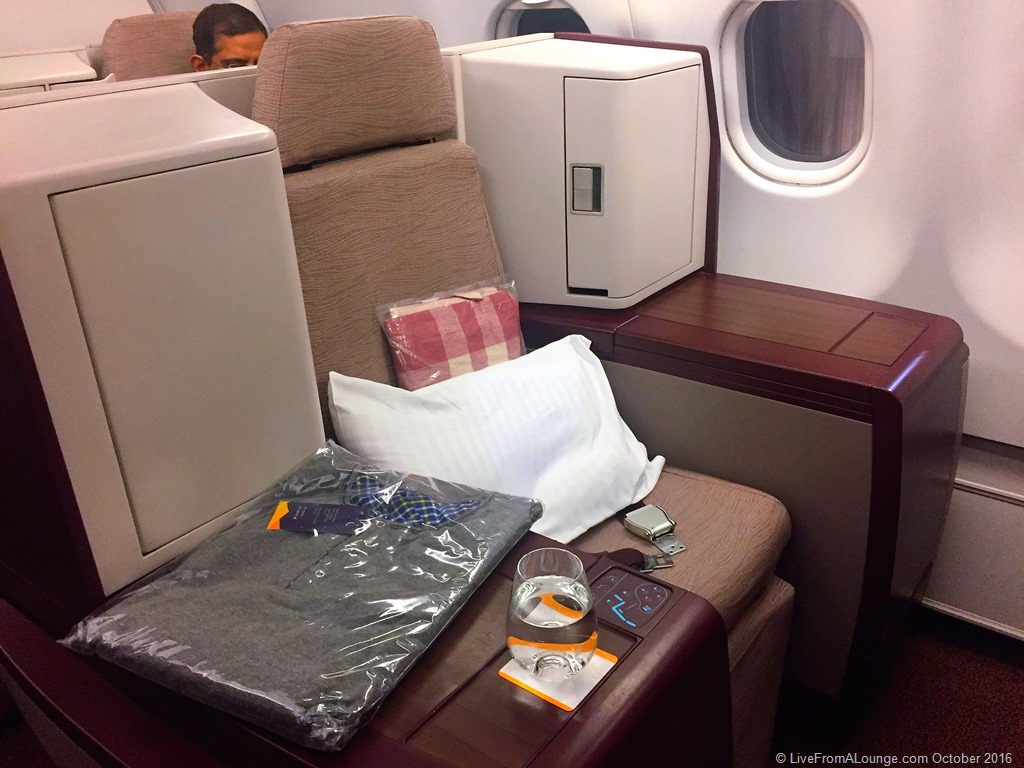 Jet Airways Staggered Business Class A333