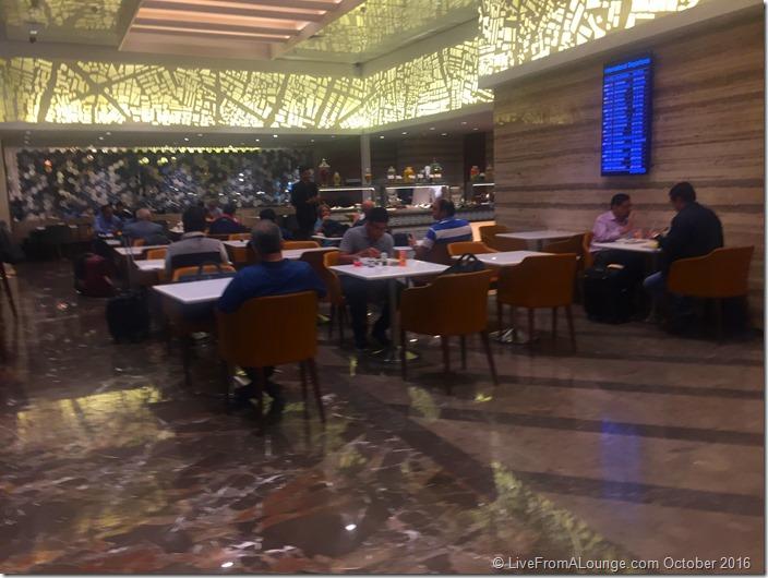 GVK Lounge East Wing Restaurant