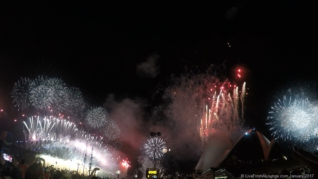 Sydney Happy New Year 2017