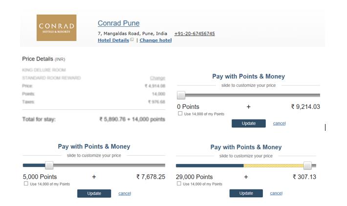 Conrad Pune_Points +Cash