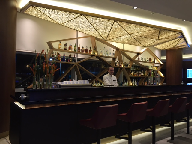 Etihad First Class Lounge & Spa, Abu Dhabi