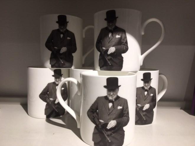 Hyatt Regency London - Churchill: Merchandise at the Concierge & Co. shop
