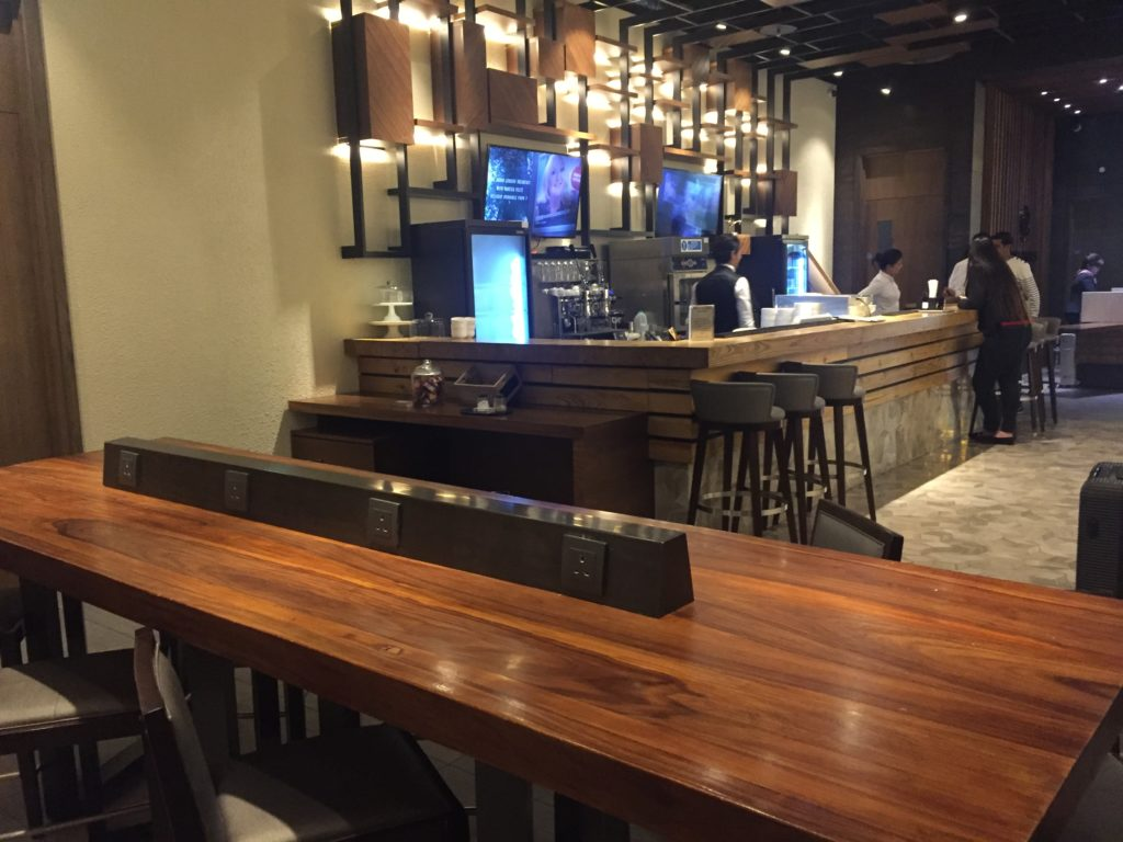 Plaza Premium Lounge LHR T2 Arrivals Seating Area