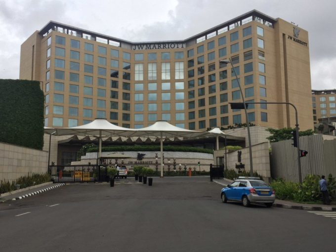 JW Marriott Mumbai