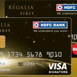 HDFC Bank REgalia