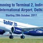 GoAir Delhi Terminal 2